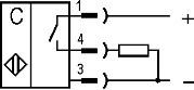 схема подключения емкостного датчика